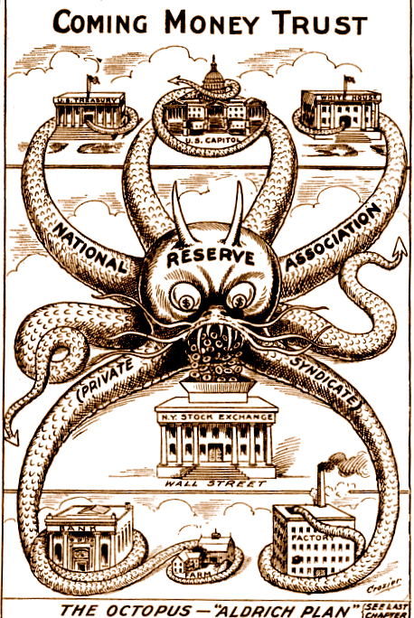 Federal Reserve Octopus